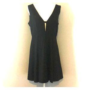 Cute cocktail/evening Little Black Dress. NWT